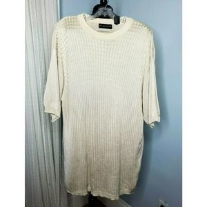 BARACUTA Short Sleeve Sweater